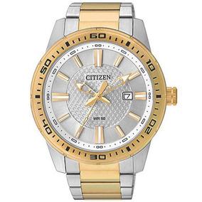 Relógio Citizen Gents Pulseira Mista Tz20493b / Bi1064-51a