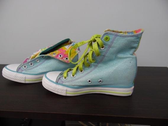 Zapatos Skecher Estilo Converse Talla 37