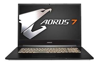 Notebook Gigabyte Aorus 7 Gaming Y Entertainment Laptop 8488