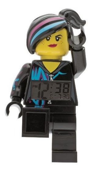 Reloj Despertador Lego Wyldstyle O9009969 Outlet