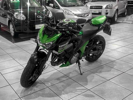 Kawasaki Z800 Ano 2014 Financiamos Em 36x Moto Impecável