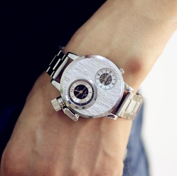 Relógios V6 Militar ! Para Homens Com Estilo E Bom Gosto !