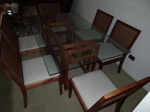 Mesas de Comedor Rectangulares de Vidrio en Mercado Libre Chile