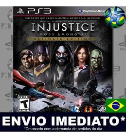 Jogo Injustice Gods Among Us Ultimate Edition | Envio Agora