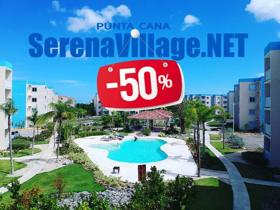 Alquiler Serena Village Punta Cana Bavaro Serenavillage.net