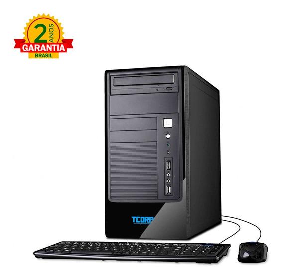 Computador Tcorp Torre Intel Core I5 7400 8gb 1tb