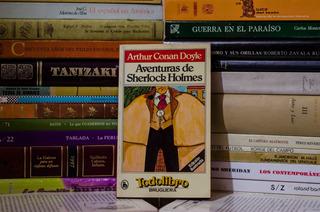 Aventuras De Sherlock Holmes, Arthur Conan Doyle