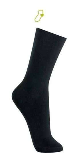 Meia Lupo Sportwear 1275-01 39/43 44/48 Sem Punho