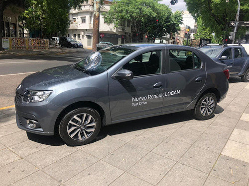 Renault Logan 1.6 16v Intense 2021 (jp)