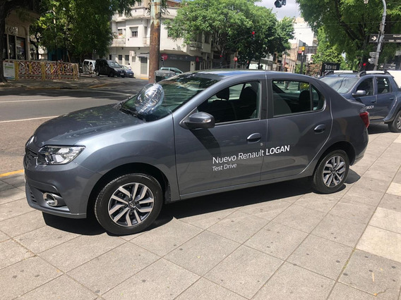 Renault Logan Intense Manual 2020 50% A Tasa 0% (jp)