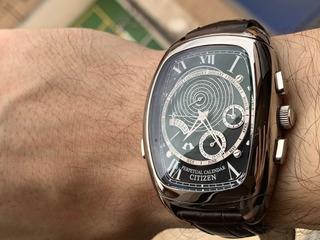 Relógio Citizen Campanola Perpetual Calendar Ag6210-03e