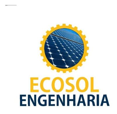 Sistema De Energia Solar, Instalado E Homologado!!