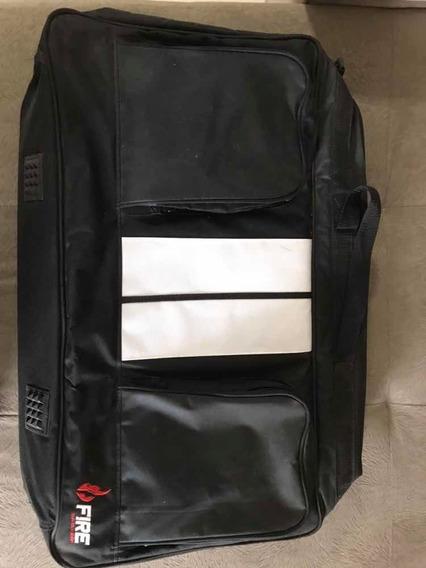 B A I X E I !! Pedalboard Fire Alumínio Com Bag Original