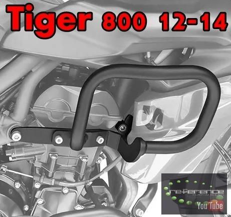 Protetor Carenagem Scam Triumph Tiger 800 2012-2014