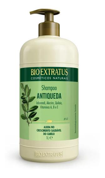 Shampoo Bio Extratus Antiqueda Jaborandi 1 Litro