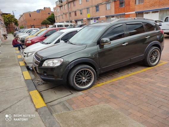 Chevrolet Captiva Ltz 7 Pasajeros