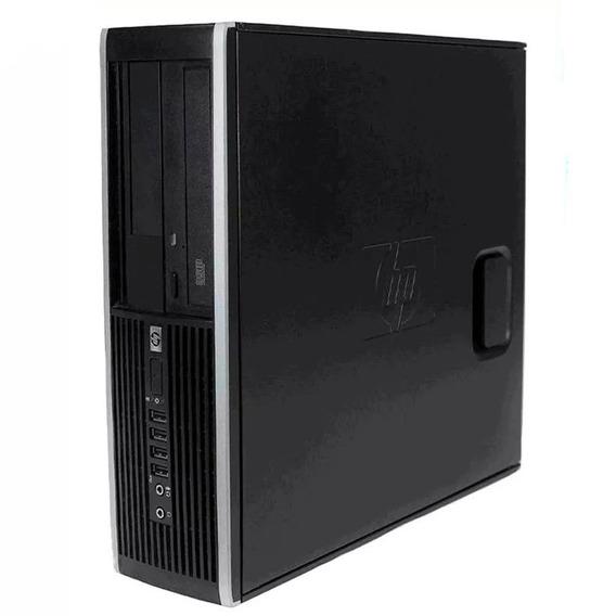 Cpu Computador Hp 8100 I5 4gb 500gb Win 10+ Brinde