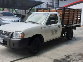 Nissan Frontier D22 De Estacas 2.400 Gasolina 4x2