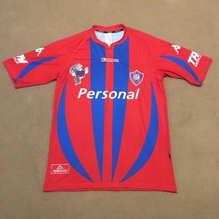 Camisa Cerro Porteño Home 2007/08 - Kappa