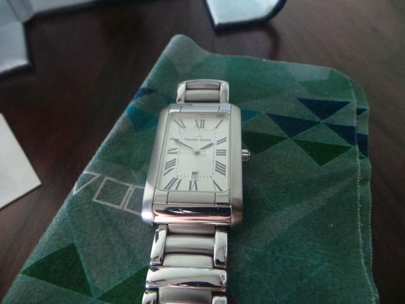 Maurice Lacroix Relógio Suíço Unissex Raro Perfeito Estado
