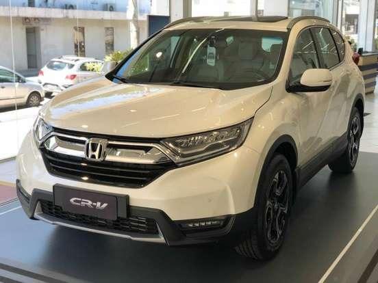 Honda Crv 1.5 Turbo Touring Awd 2019