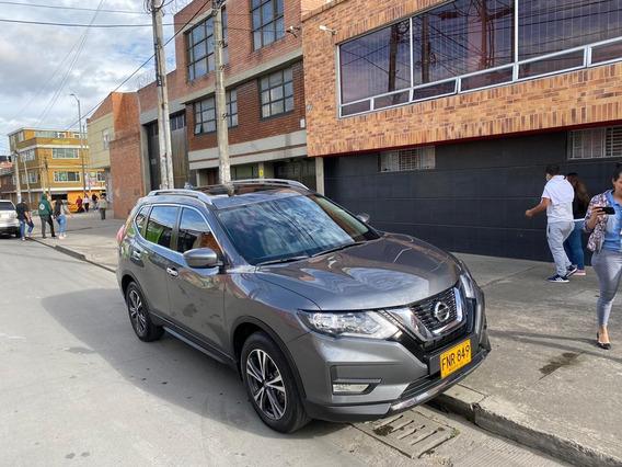 Nissan X-trail. 2019