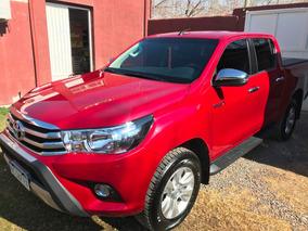 Toyota Hilux 2.8 Cd Srv 177cv 4x2 At . Accesorios Originales