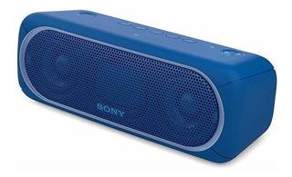 Caixa de som Sony Extra Bass XB30 portátil sem fio Azul