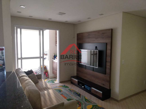 Apartamento Com 2 Dorms, Fundação, São Caetano Do Sul - R$ 460 Mil, Cod: 347 - V347