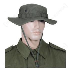 Sombrero Militar Táctico Boonie Hat Od Green