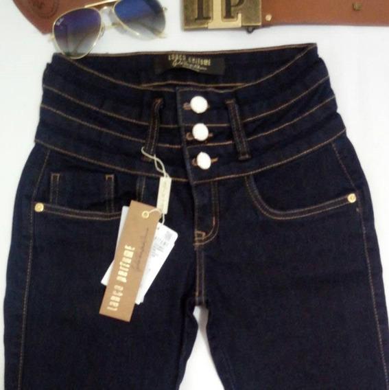 Calça Lança Perfume Feminina Jeans Instagram Promoção!
