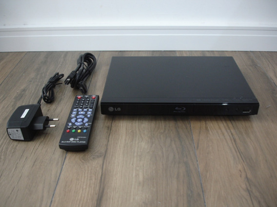 Blu Ray Dvd Player Lg 126