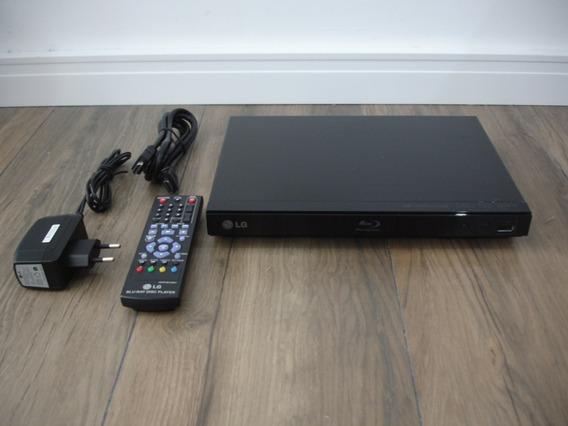 Blu Ray Dvd Player LG 126