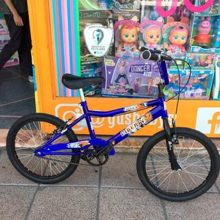 Bicicleta Liberty Bmx Dark Rodado 20 Original Cuotas