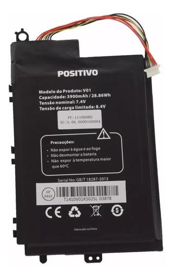 Bateria V01 Positivo Duo Zk3010 3900mah Original -8f