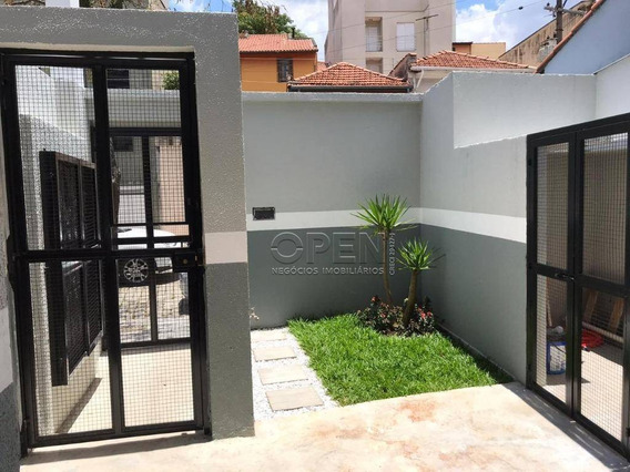 Apartamento Com 2 Dormitórios À Venda, 50 M² Por R$ 265.000 - Jardim - Santo André/sp - Ap10722