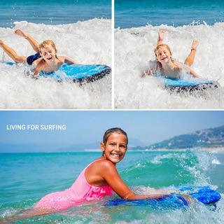 Tabla De Surf Inflable Al Aire