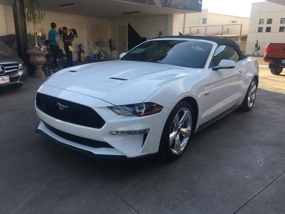 Mustang 5.0 Gt V8 Convertible