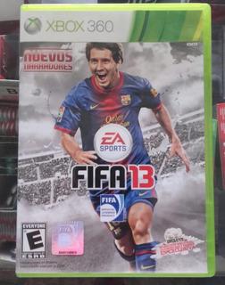 Fifa 13 Xbox 360 Lenny Star Games