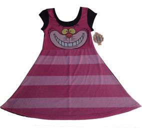 Vestido Gato Chesire Alicia En El Pais De La Maravillas