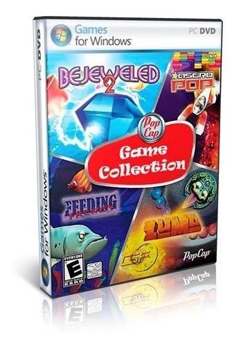 Popcap Games Coleccion Pack 50 Juegos Pc