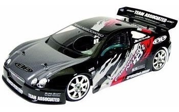 Automodelo Associated 1/10 Tc3 Nitro Touring Car + Brinde