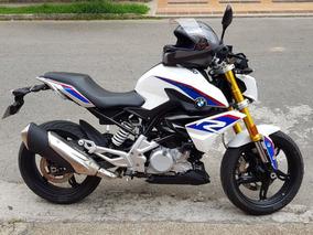 Moto Bmw G310r Con Parrilla Original Y Baúl.