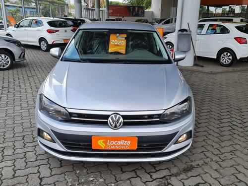 Imagem 1 de 11 de Volkswagen Virtus 1.0 200 Tsi Comfortline Automático