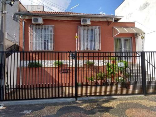 Casa À Venda, 67 M² Por R$ 410.000,00 - Botafogo - Campinas/sp - Ca13578