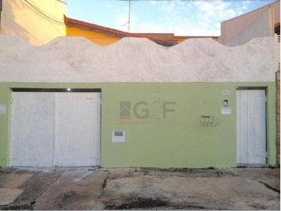Casa Com 2 Dormitórios À Venda, 158 M² Por R$ 340.000 - Parque Residencial Vila União - Campinas/sp - Ca5790