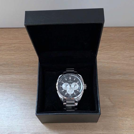 Relógio Masculino Festina Modelo F16608 Original