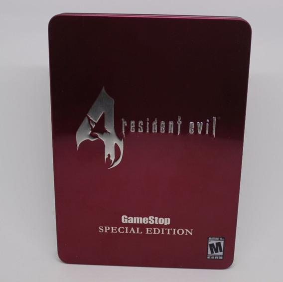 Resident Evil 4 Edição De Colecionador + Soundtrack Lacrada!