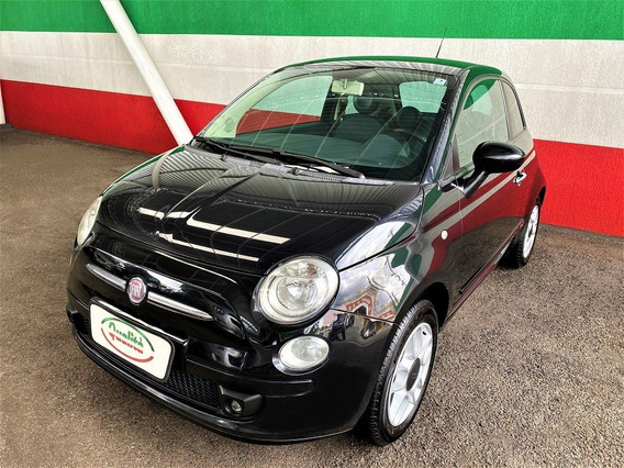Fiat 500 Sport 1.4, Completo. Lindo Carro!