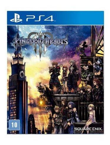 Kingdom Hearts 3 Ps4 Original 1psn Envio Já